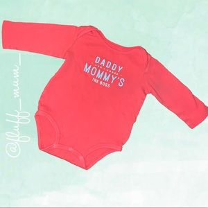 Carters Graphic Onesie